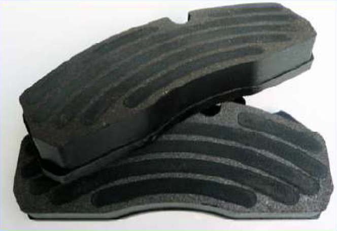 Brake Pad Bedding In strips